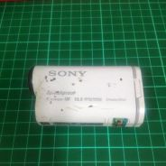 SONY HDR-A100V action cam