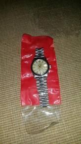 Vintage Rolex Oysterdate precision watch