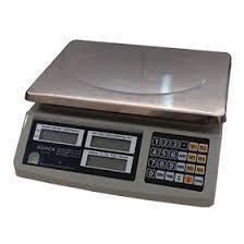 Payment cash mesin cashier timbang