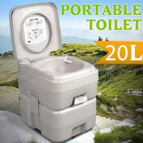 20L Outdoor Portable Camping Toilet