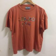 Kenzo Jeans Spell Out Shirt Size L designer