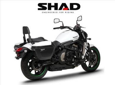 SHAD SH23 For KAWASAKI VULCAN S 650 15-19'