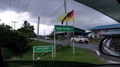 2 Tingkat Tengah, Tmn Hillview Jln Muara Tuang