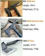 Tactical AXE Outdoor Hunting Camping Survival Mach