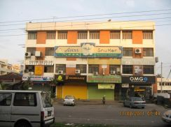 2 units of big size first floor office space in Alor Setar