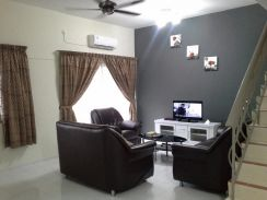 Homestay Station 18 Ipoh RM350 per day
