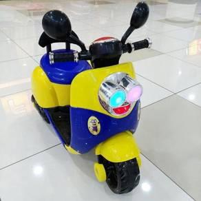 Children bike Minion motor kanak-kanak Offer)[][]