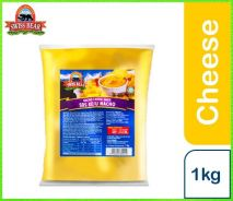 Swiss bear dip cheese sauce 01