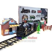 Train Set Toy Power High Speed with Sound & Light