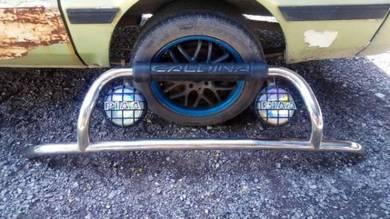 Toyota Caldina st215 front kangaroo bar