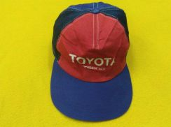 TOYOTA TECHNO cap adjustable