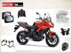Versys 650 Extra Accessories