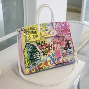 Handbag bag graffiti slingbag RBHB011