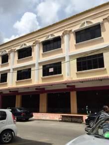 Kedai 3 tingkat, Kota Bharu