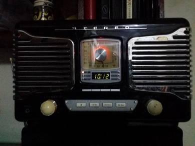 Radio Stereo Teac retro