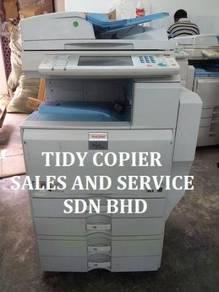 Mp5001 copier b/w machine market sale