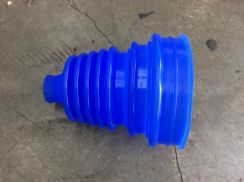 Silicone driveshaft cover boot