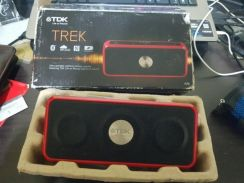 Tdk trek bluetooth speaker