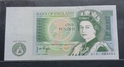 Bank of England One Pound 1978