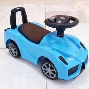 Baby manual car fun ride & awesome