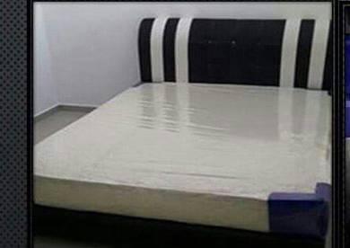 Katil divan n 8 inchi tilam BARU