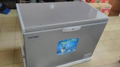 Ready stok Chest Freezer Hitec - 350Liter New