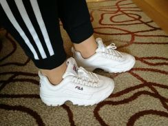 Brand new fila disruptor for sell.
