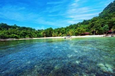 AMI Travel   4D3N Tenggol Island