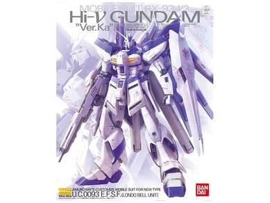 Bandai - MG Hi Nu Gundam Ver. Ka