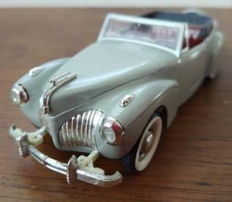 Rio 1/43 Lincoln Continental klasik Kereta Hiasan