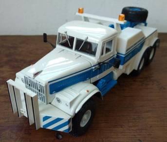 Russian KRAZ 255V BRO 200 Truck Lori Kereta Hiasan