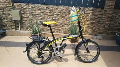 Marsstar 2008 Talus-I Foldie bike