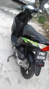 Modenas Passion 125cc Tahun 2015