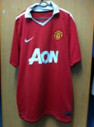 Original Manchester united home 2010/2011 Size M