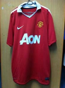 Original Manchester united home 2010/2011 Size M