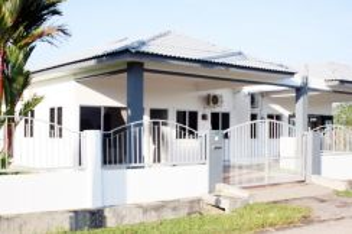Rumah Berkembar Satu Tingkat, Medan Bemban Mesra