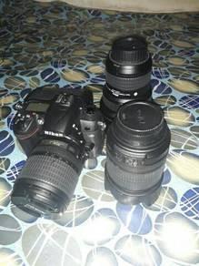 Nikon d700 btuh wang jual cepat