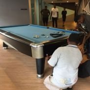 American pool table recond unit 9ftx5ft