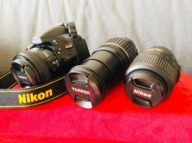 Nikon Dslr D3200 kesayangan utk dilepaskan