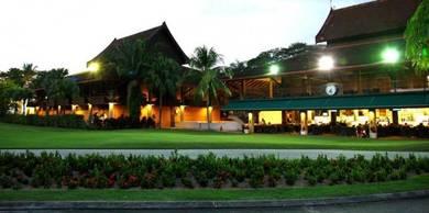 Saujana golf membership for lease