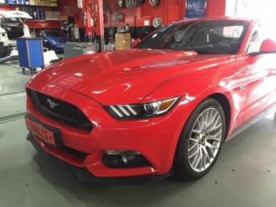 Mustang gt350 shelby conversion
