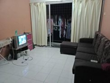 PANGSAPURI BAIDURI bilik sewa (fully furnished)