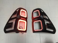 Hilux Revo Tail Lamp Cover With LED NEW