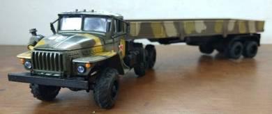 Russian Elecon Ural 44202 Truck Lori Kereta Hiasan
