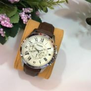 Fossil watch 44mm/BUY AUTHENTIC WATCH GOLD BAG