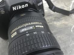 Nikon D3000 with Lenses