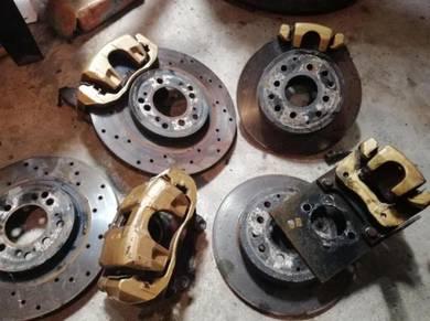 Disc brake myvi depan belakang