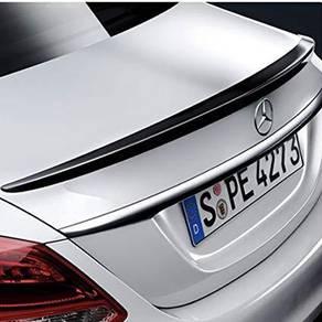 Mercedes benz w205 c63 c250 spoiler abs bodykit