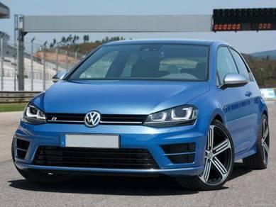 VW Volkswagen MK 7 Golf R Bodykit PP Full Set