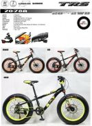TRS Alloy 2WD 20